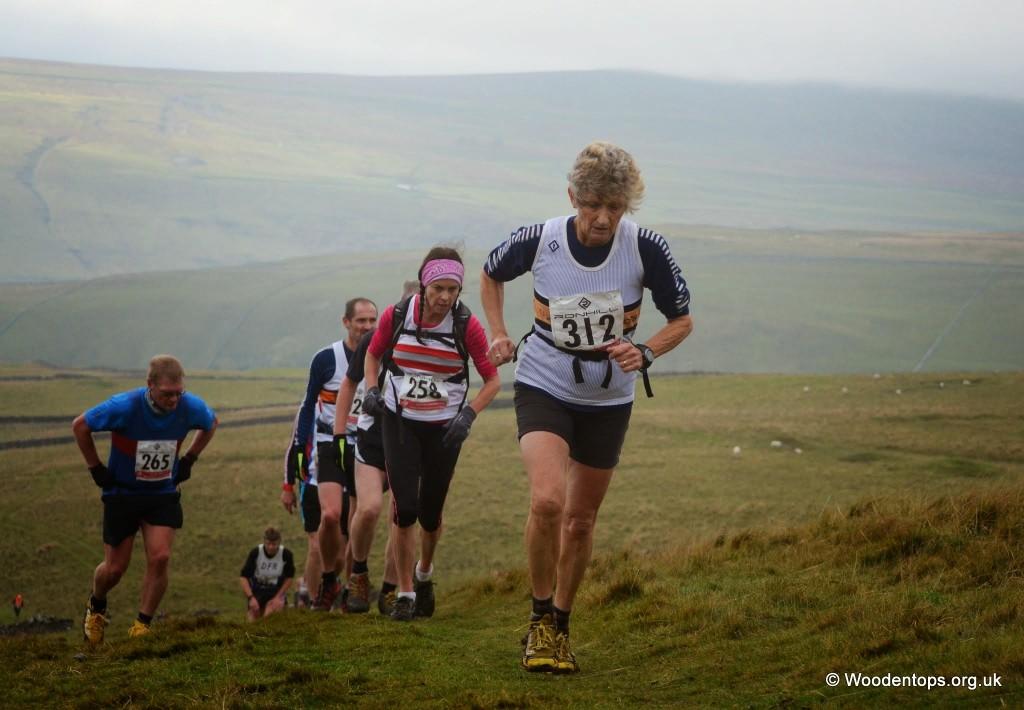 Great Whernside Fell Race