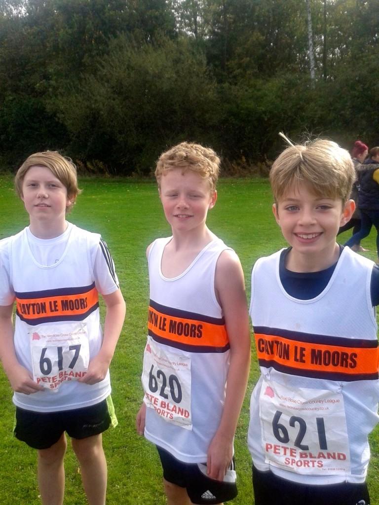 Clayton Harriers U13 Boys
