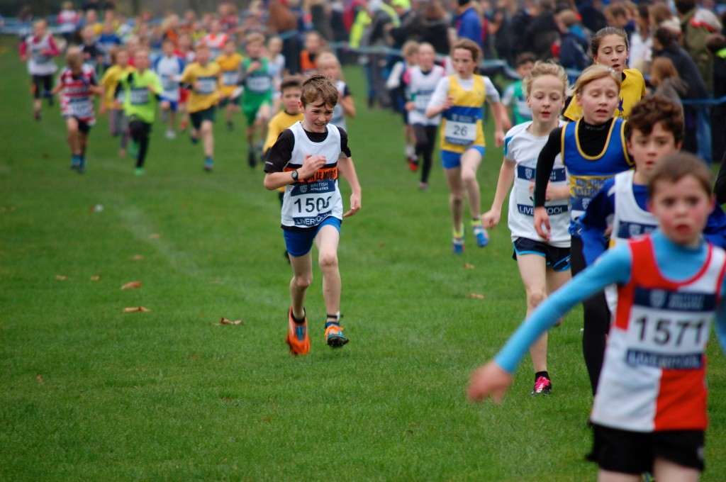 Cross country race