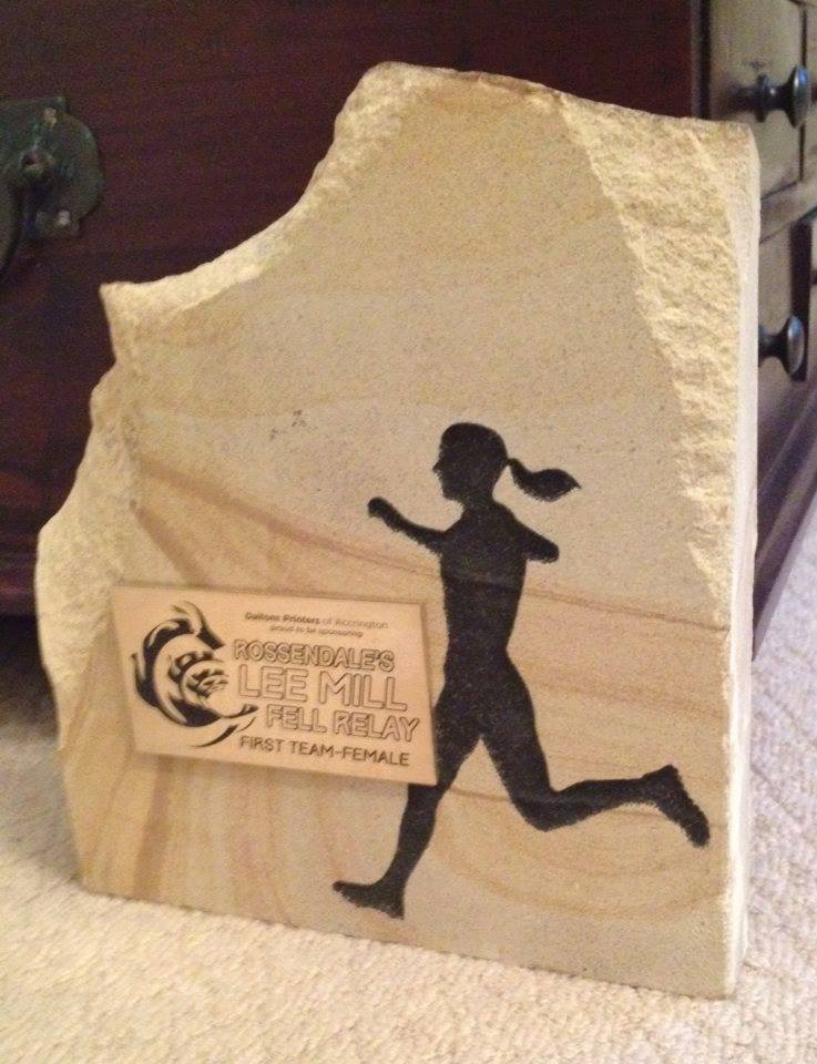 Running Trophy