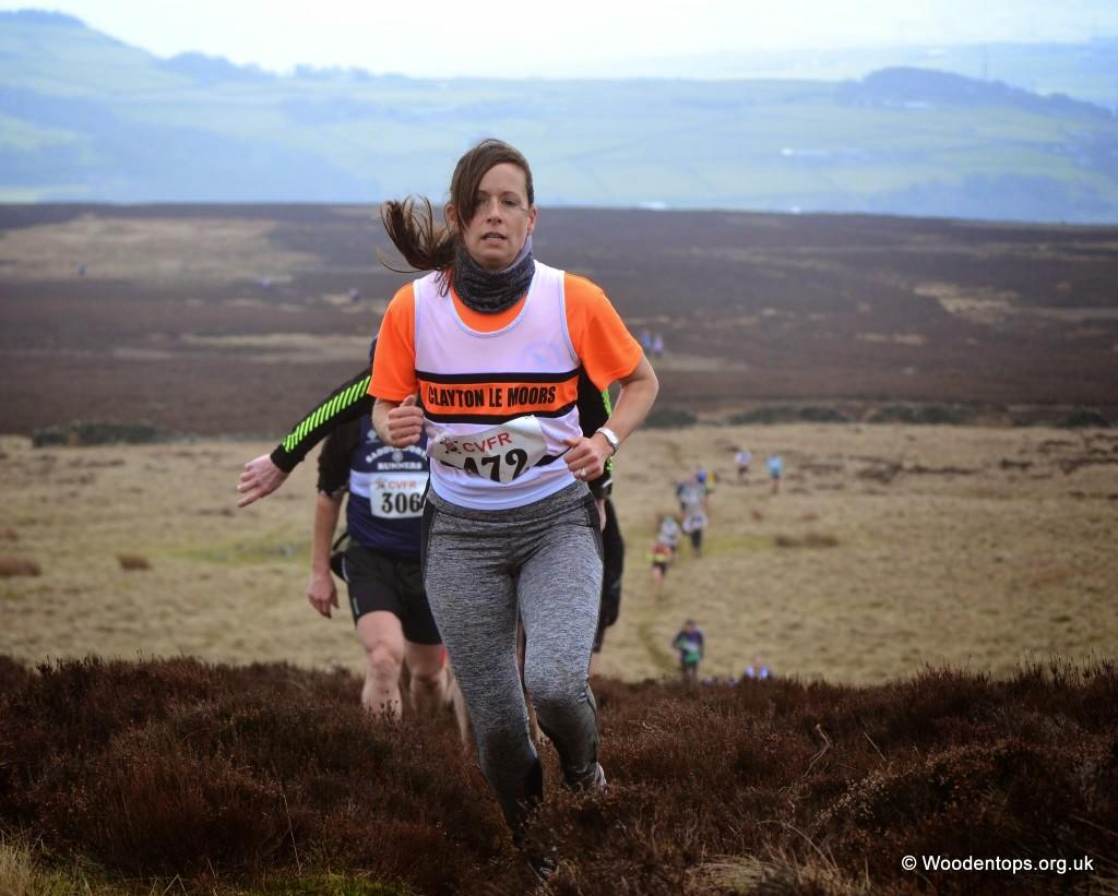 Midgley Moor Fell Race