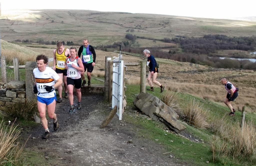 Wardle Fell Race