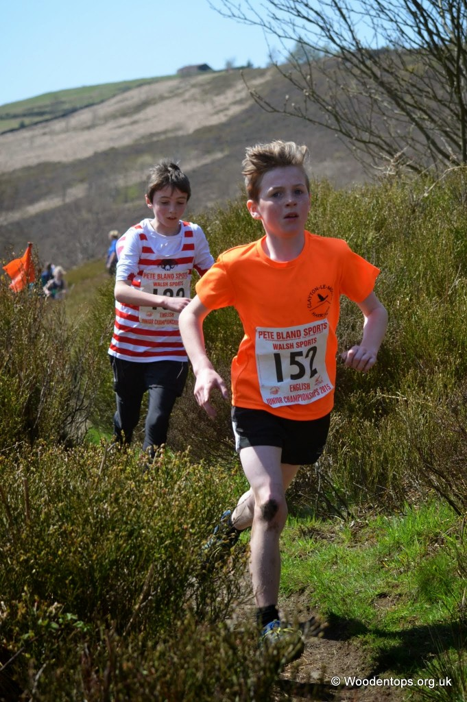 West Nab Fell Race