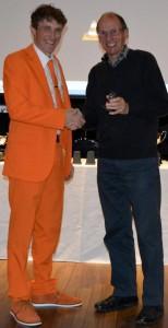 Mr Tangerine Man