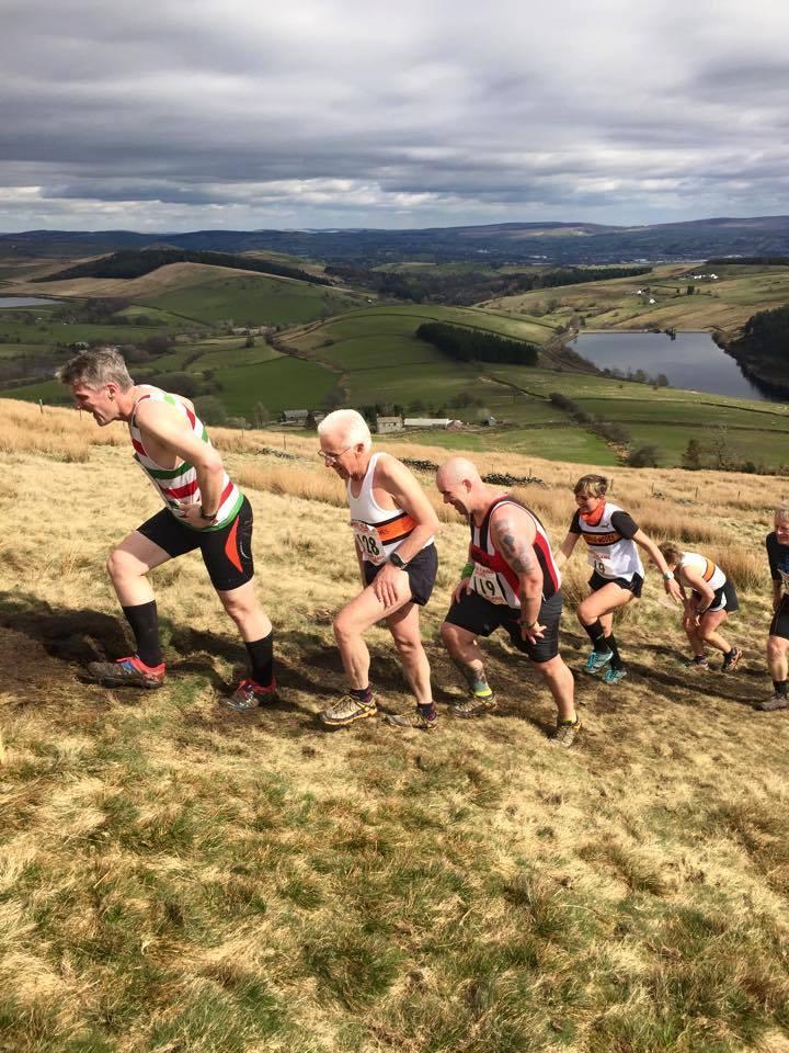 Pendle Hill Fell Race