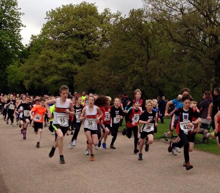 Astley Park Trail Race