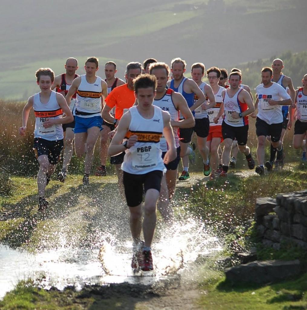 Wholan Nook Trail Race