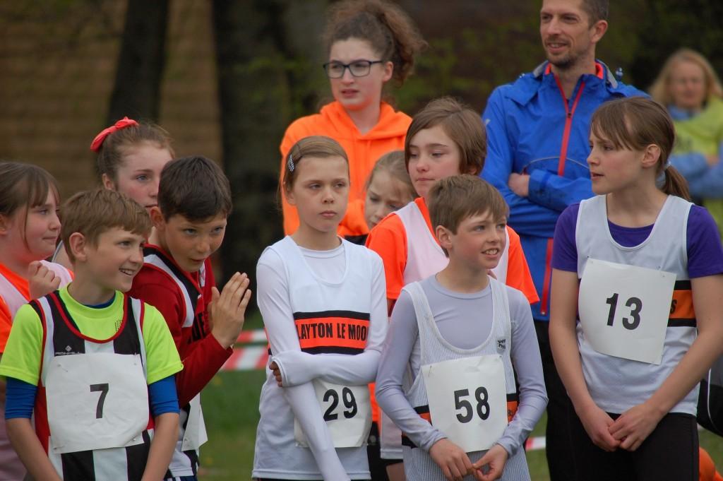 U16 Race