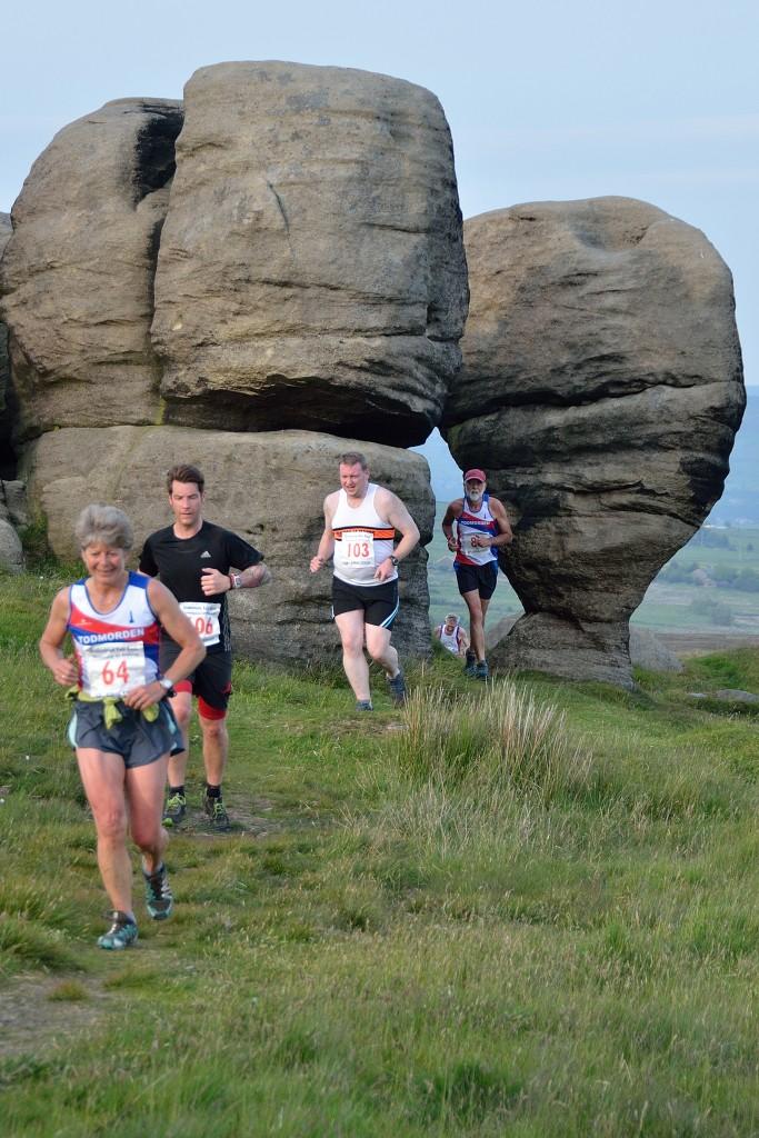 Brideshaw Fell Race