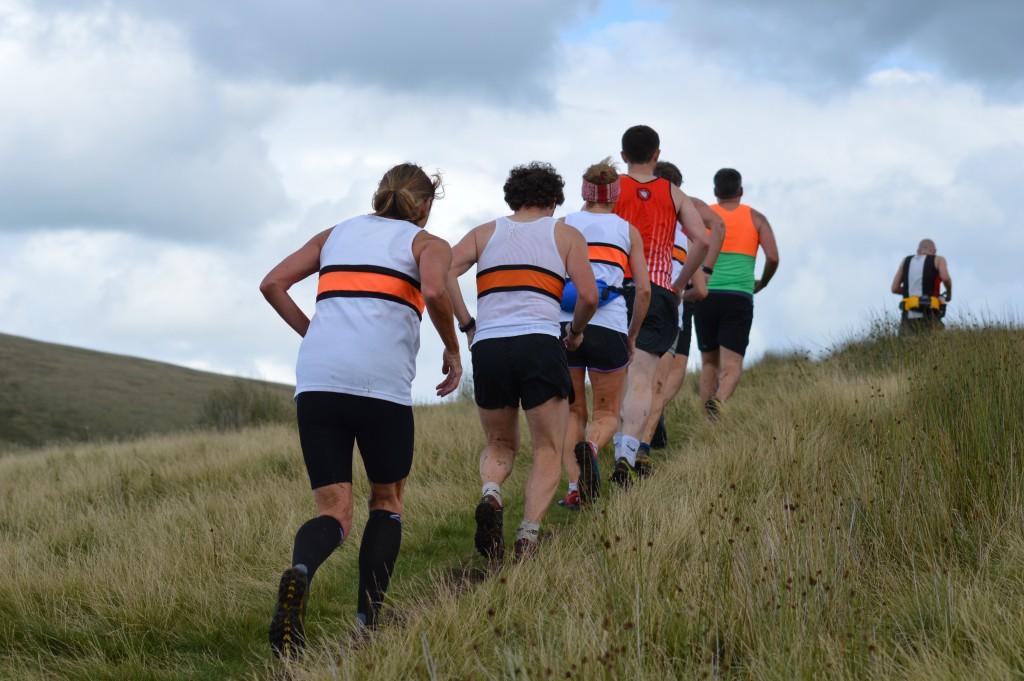Pendleton Fell Race. Photo by Nick Olszewski