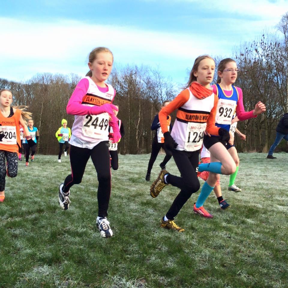 U11 Girls in action. Photo by Alan Dorrington