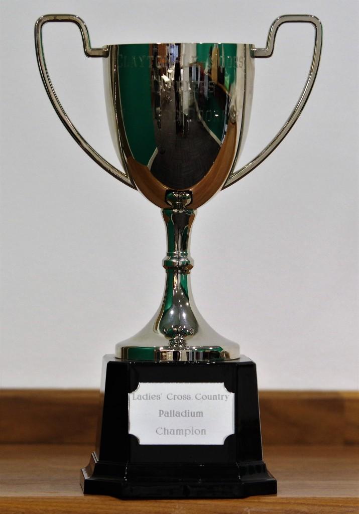 The Eric Doorbar Cup. Photo David Belshaw