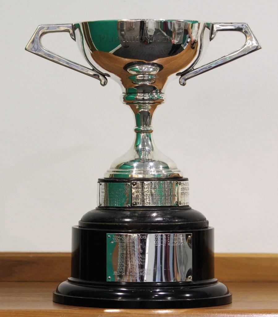 The Palladium Cup. Photo David Belshaw