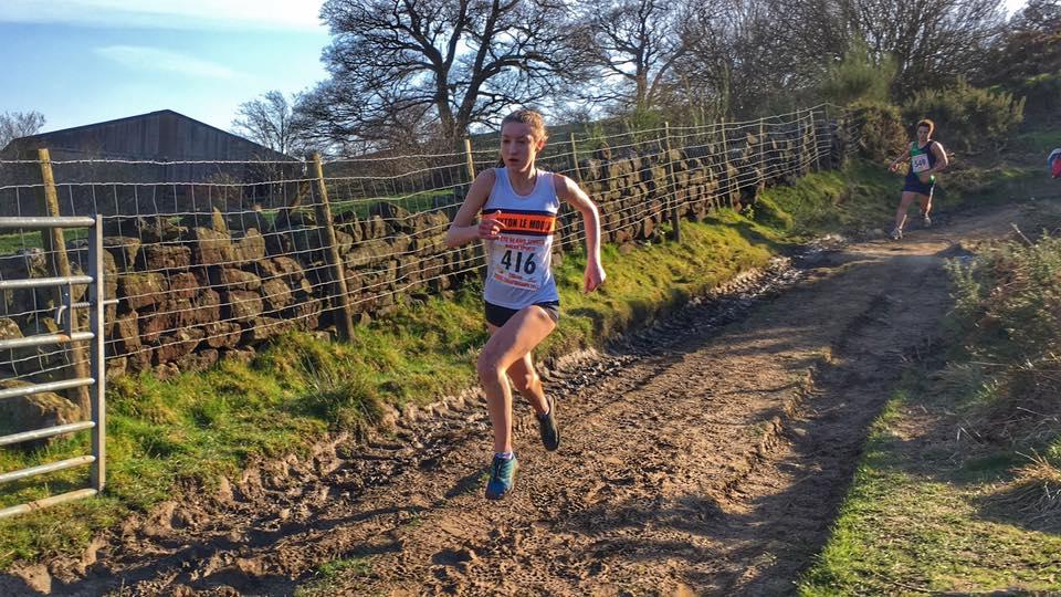 Briony Holt. Photo by Alan Dorrington