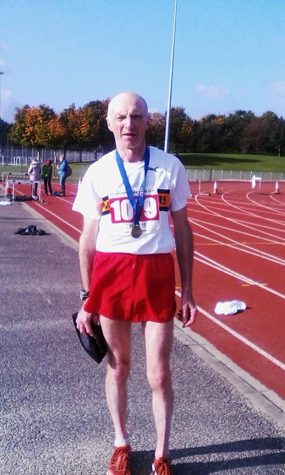 John Hartley - marathon man