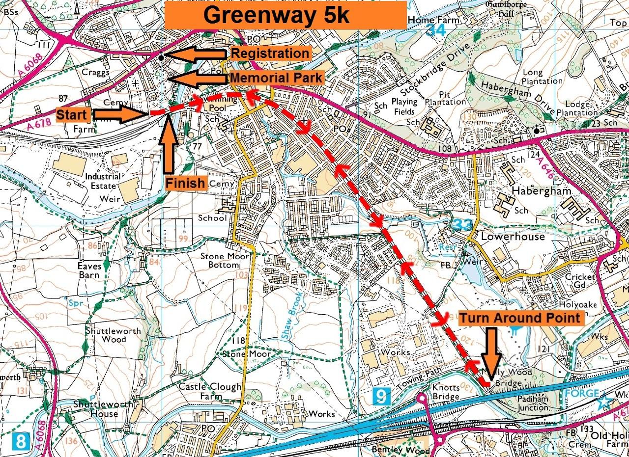 Greenway 5k