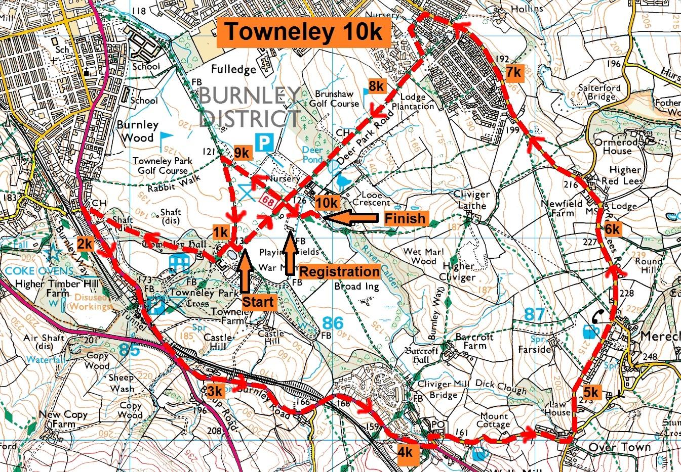 Towneley 10k