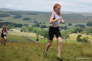 Helana running