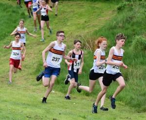 Junior races 2019. Photo David Belshaw